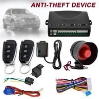 Car Alarm Car Remote Control System Kit Anti theft for Central Door Lock Locking XR657