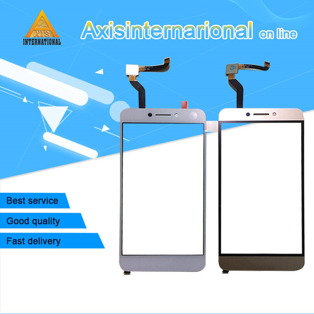 Axisinternational para letv leeco coolpad cool1 legal 1 c107 c106 c103 r116 digitador do painel de toque para letv leree le3 le 3 C1 U02