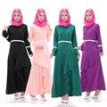 Vestido muçulmano feminino Hui ethnic mulheres de lótus colocar vestes de mangas compridas paquistão muçulmano Malay roupa por atacado