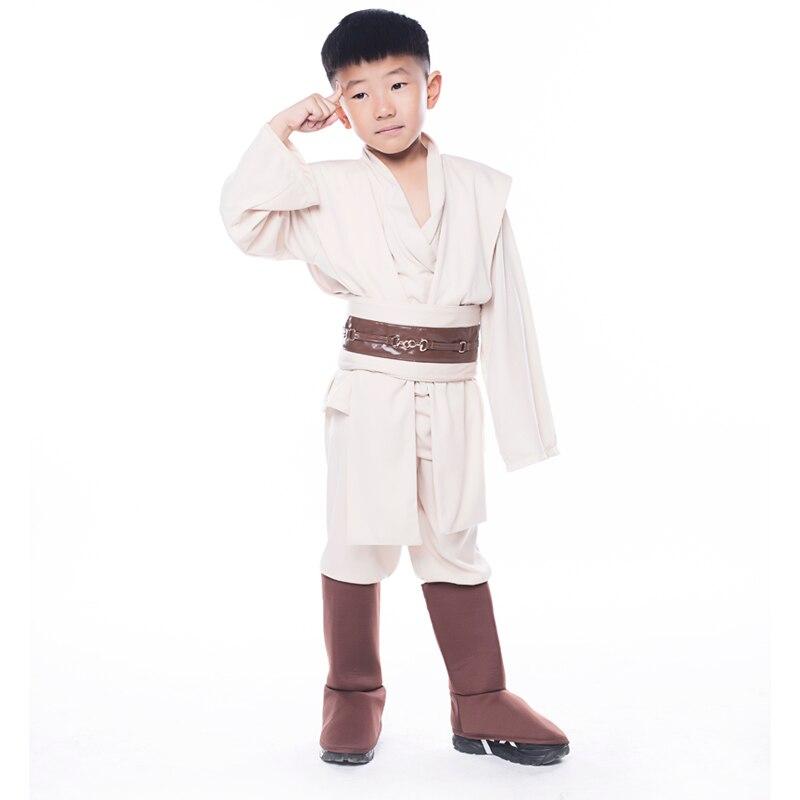 """Karšto pardavimo berniukai """"Star Wars"""" """"Deluxe Jedi Warrior"""" - Karnavaliniai kostiumai - Nuotrauka 5"""