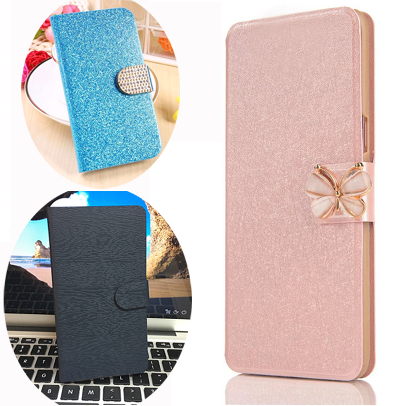 (3 Styles) Lenovo A6010 Case Flip Phone Case for Lenovo A6010 Plus & A6000 & for Lenovo Lemon K3 K30-T Cover K 3 A 6000 <font><b>6010</b></font> 5