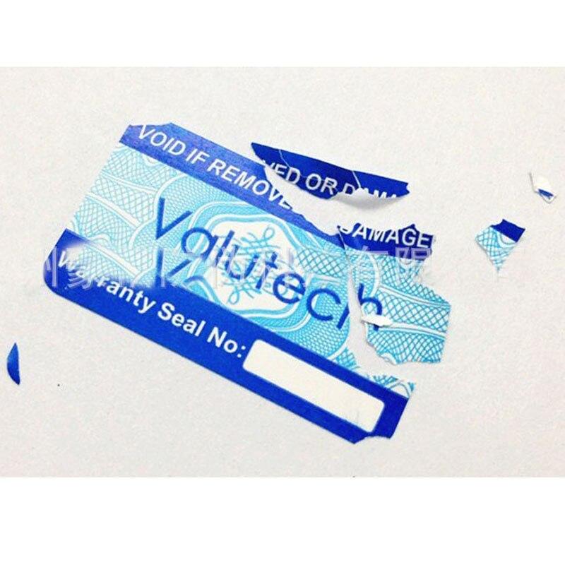 Customized High Quality Custom Adhesive Logo Sticker