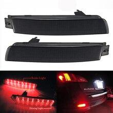 Светодиодный отражатель заднего бампера для Nissan Juke Z51, Murano Infiniti FX35 FX, 2 шт.