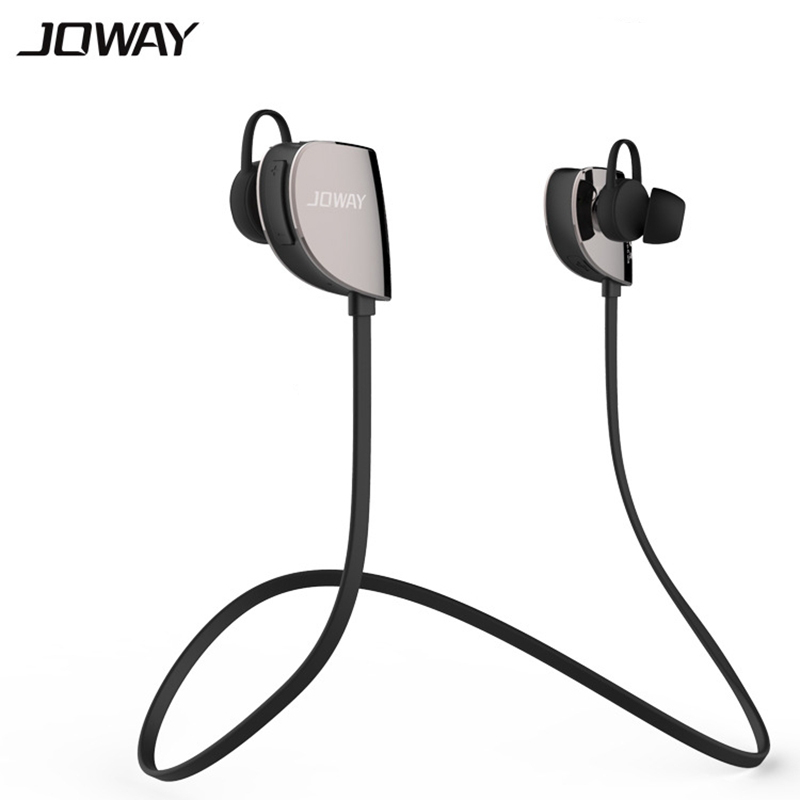 Joway Sport Wireless Bluetooth Earphone Bluetooth V4.1 Stereo Earphone with Mic For iphone 6 Samsung note 7 Xiaomi Mobile Phones 2017 ttlife mini wireless earphone bluetooth headsets airpods with mic 2 in 1 with car charger for iphone 7 xiaomi mobile phones