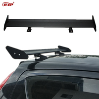 R EP Car Racing Spoiler Universal for Hatchback Car 105cm Aluminum Rear Trunk GT Wing Spoilers fit for peugeot 206 for Golf 7