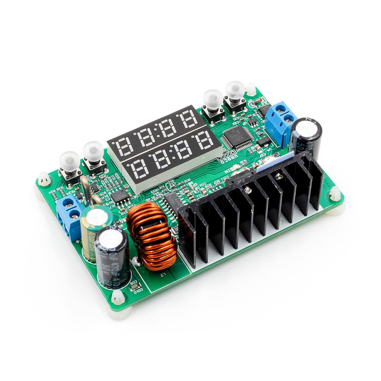 DP30V5A-L Constant Voltage Current Step-down Programmable Power Supply Module Buck Voltage Converter Regulator LED Display