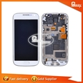 Original Tested For Samsung Galaxy S4 mini I9190 i9195 LCD Display Touch Screen Digitizer + Frame Free shipping+Tools