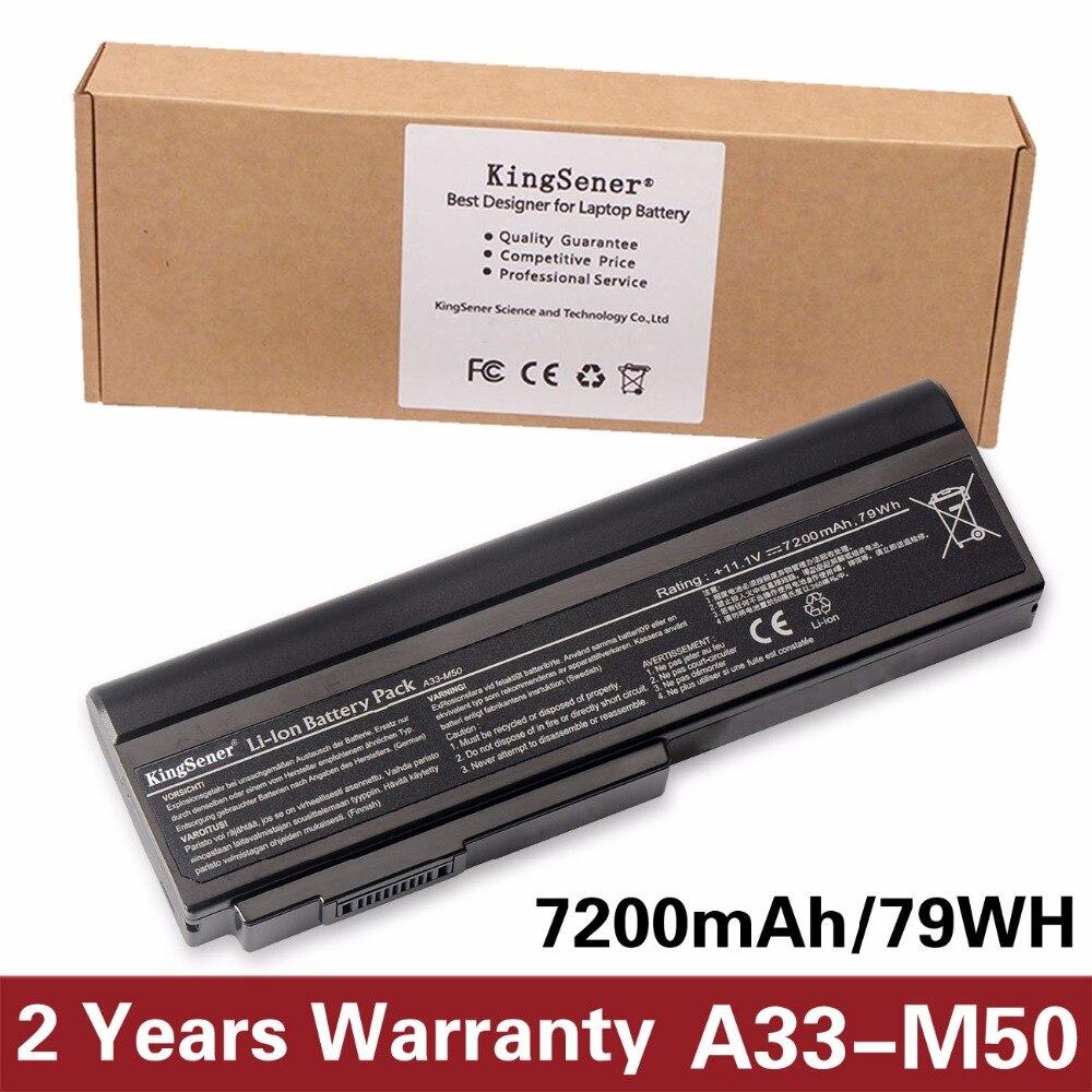 11.1 V 7200 mAh KingSener A33-M50 Batterie pour ASUS A32-M50 A32-N61 M50 M50V M50Q M50Sa M50Sr M50Sv M51E M51Kr M51Se M51Sn M51Sr11.1 V 7200 mAh KingSener A33-M50 Batterie pour ASUS A32-M50 A32-N61 M50 M50V M50Q M50Sa M50Sr M50Sv M51E M51Kr M51Se M51Sn M51Sr