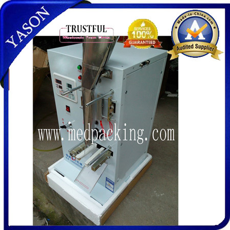 The tea food packaging machine