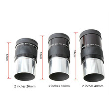 Cheap price Angeleyes Binoculars 2″ Eyepiece Monocular Telescope Astronomic 26mm 32mm 40mm Focal Length HD Multi-coated Metal Accessories