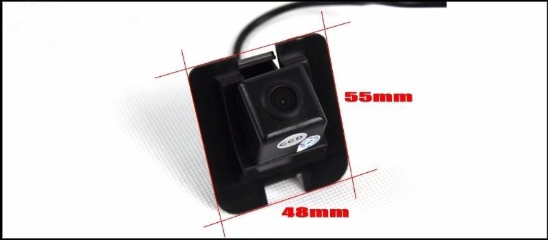 Original Reserved Hole Car Camera For Mercedes Benz S Class MB W221 S300 S320 S350 S400 S420 S450 S500 S600 S63 S65 2006~2012 size