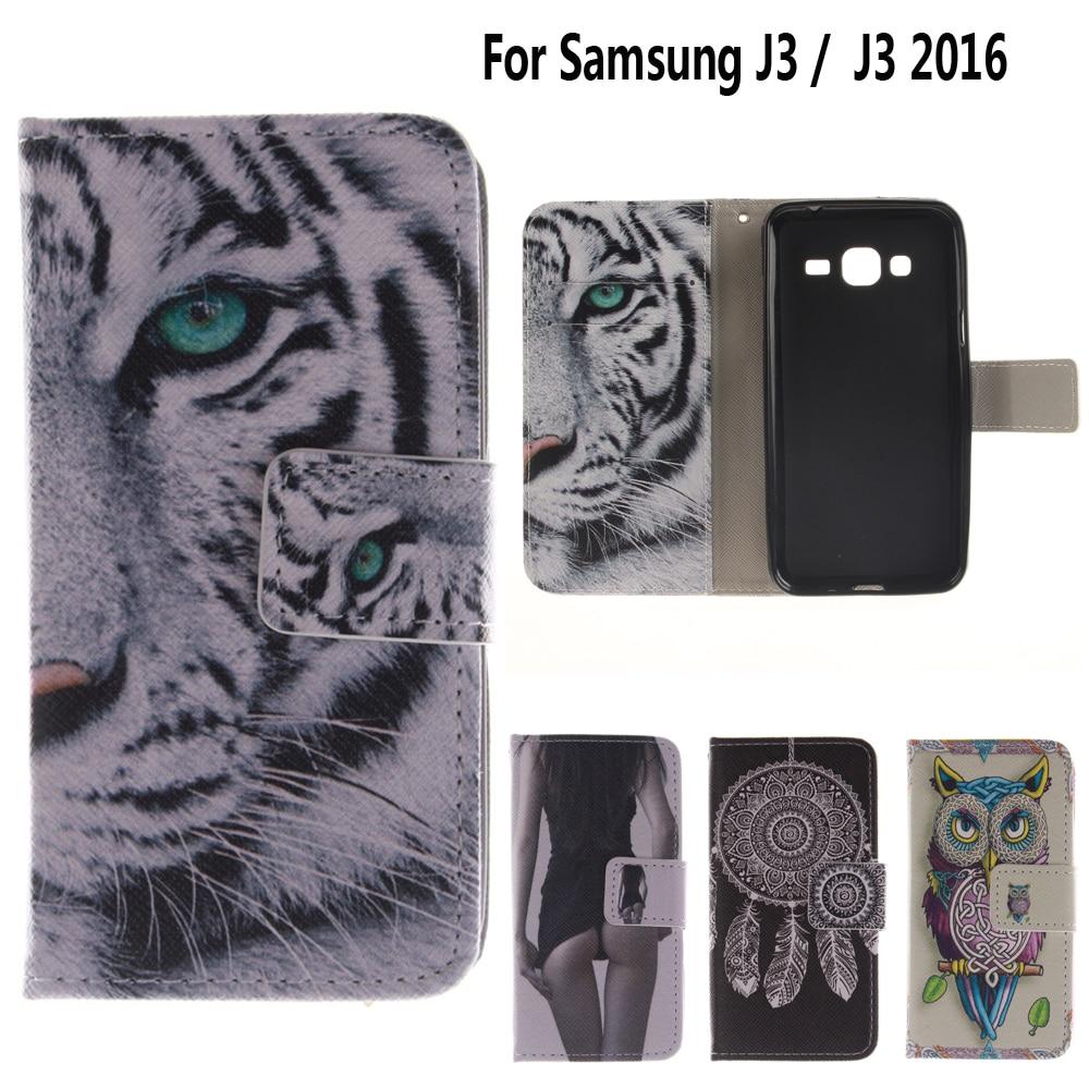 wallet case for fundas samsung j3 2016 cover case j3 2016. Black Bedroom Furniture Sets. Home Design Ideas