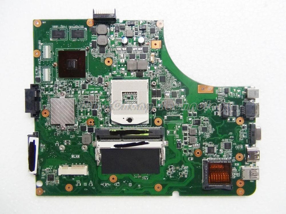 где купить  Original laptop Motherboard For Asus K53SJ K53SV rev 3.0 for intel cpu with Non-integrated graphics card 100% tested fully  дешево
