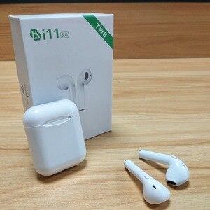 Image 2 - Écouteurs sans fil originaux de jumeaux de i11 tws Mini écouteur stéréo de casque de Bluetooth V5.0 pour toutes sortes de téléphone intelligent