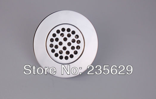Free Shipping, Chrome Plated Surface Brass floor drain,Anti odor, Anti water backing, Anti virus, Diameter is 44mm диски helo he844 chrome plated r20