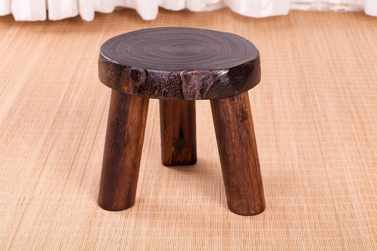 Popular low wooden stool buy cheap lots