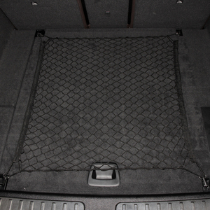 Image 5 - 4 haken Auto Trunk Cargo Mesh Net Gepäck Für Volvo S40 S60 S70 S80 S90 V40 V50 V60 V90 XC60 XC70 XC90