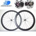 1204g 700C 38 мм симметричный 50 мм Асимметричный x 25 мм трубчатый дорожный диск Велокросс Углеродные колеса велосипед колесная D411SB XDR 24H