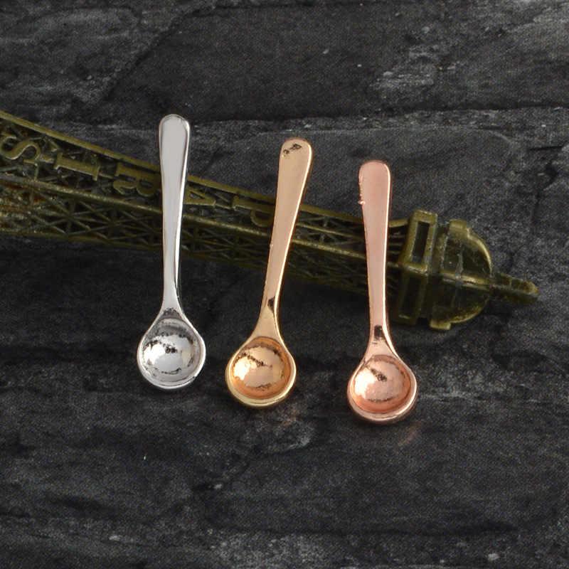 TAFREE כוס מבחן כף דש סיכות 3 צבעים סיכת סגסוגת כף תג קפה כלי עבור קישוט אישיות תכשיטי LP247