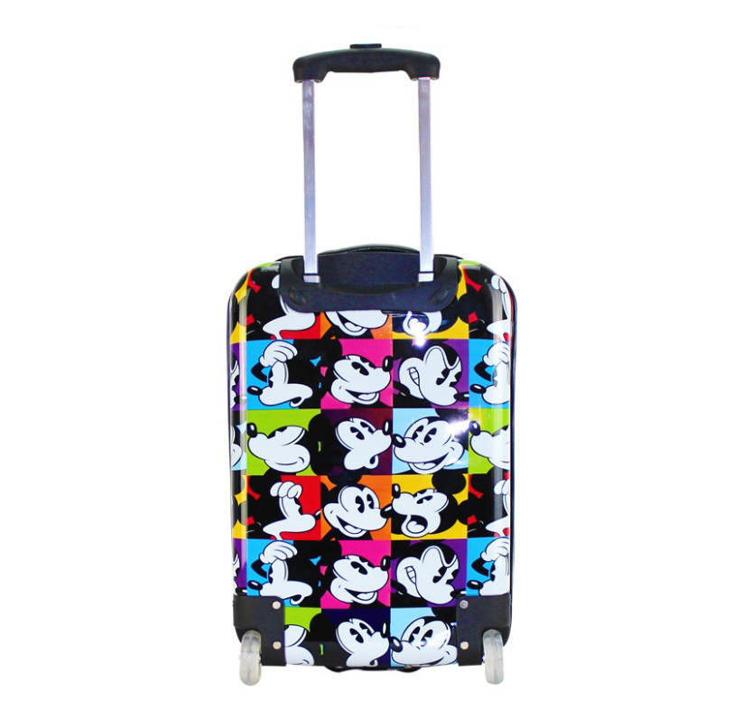 TRAVEL TALE 20 inch children cute rolling luggage spinner koffers ...