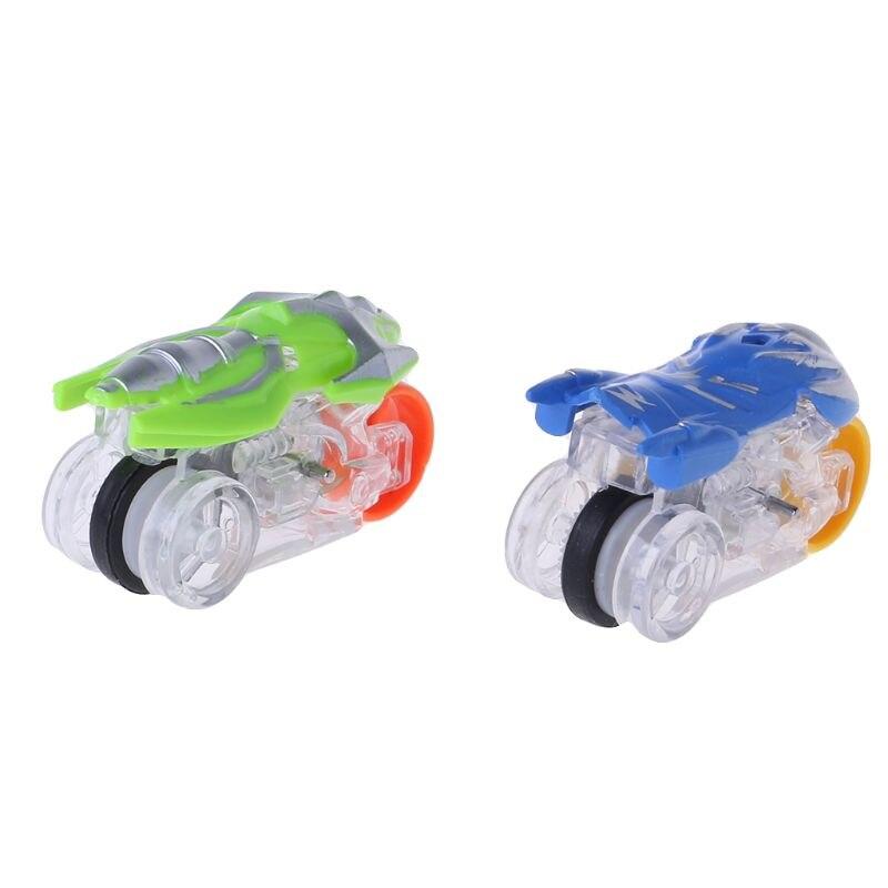 1pc Fun Inertia Mini Motorcycle Car Children Plastic Christmas Birthday Gift Toys