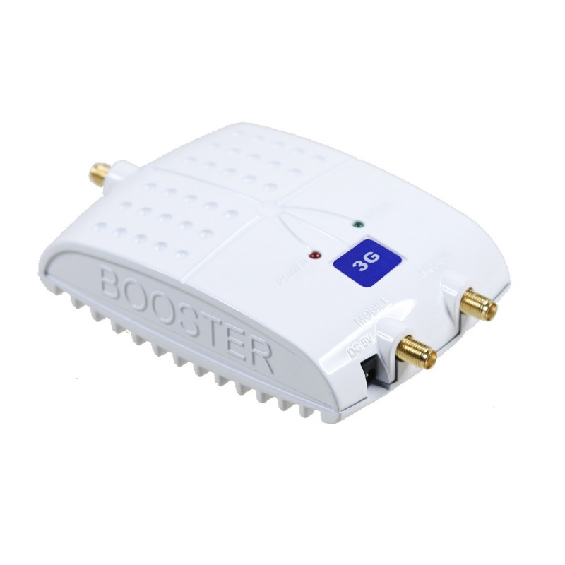 Arc Dual Antenna Mobile Phone Signal Repeater 2100MHz Unicom 3G Mobile Phone Signal Enhancement Amplifier