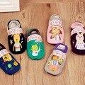 Selo do Estilo New Fashion Coreano Meias Bonito de Algodão Macio Do Bebê Crianças Meias Antiderrapantes Meia