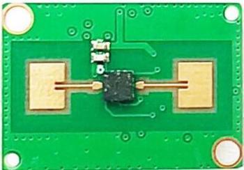 24 ГГц микроволновой модуль радар антенна сенсор доплеровский индукционный потолочный светильник домашний DB 16