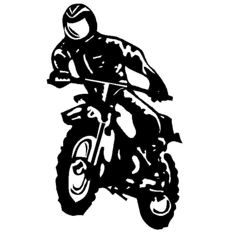 buy wall sticker dirt bike and get free shipping on aliexpress Pit Bike Rfz