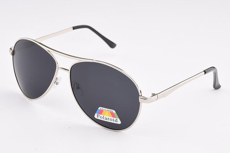 2018 Brand Designer Polarized Solglasögon Män Polaroid Goggle - Kläder tillbehör - Foto 2