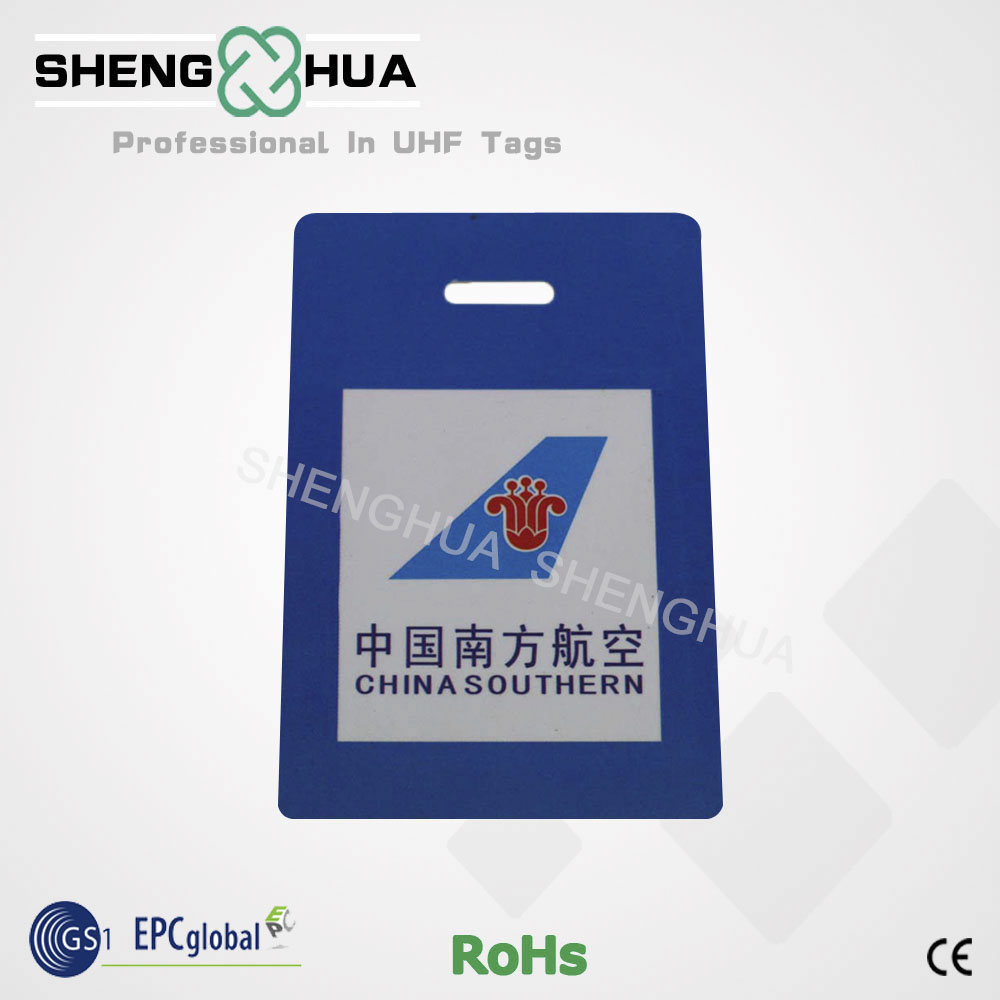 50pcs/pack 915MHz RFID Smart Whindsield Card Contactless Smart RFID PVC Card with Alien H3 Smart Chip for Security