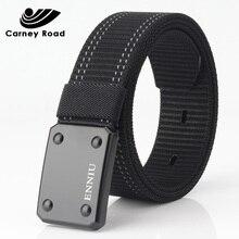 Cinturones tácticos para hombre y mujer, equipo militar ajustable, cinturón de entrenamiento, hebilla de seguridad de aleación de Zinc, cinturón táctico de combate