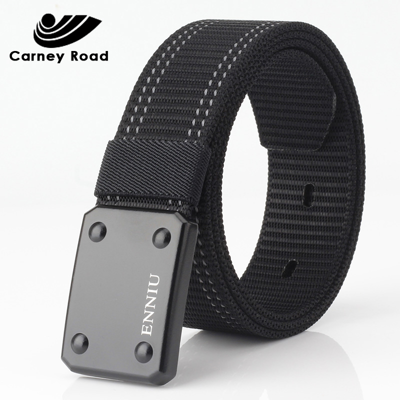 Tactical Belts Waist Straps Adjustable Military Equipment Men Women Training Belt Safety Zinc Alloy Buckle Combat Tactical Belt