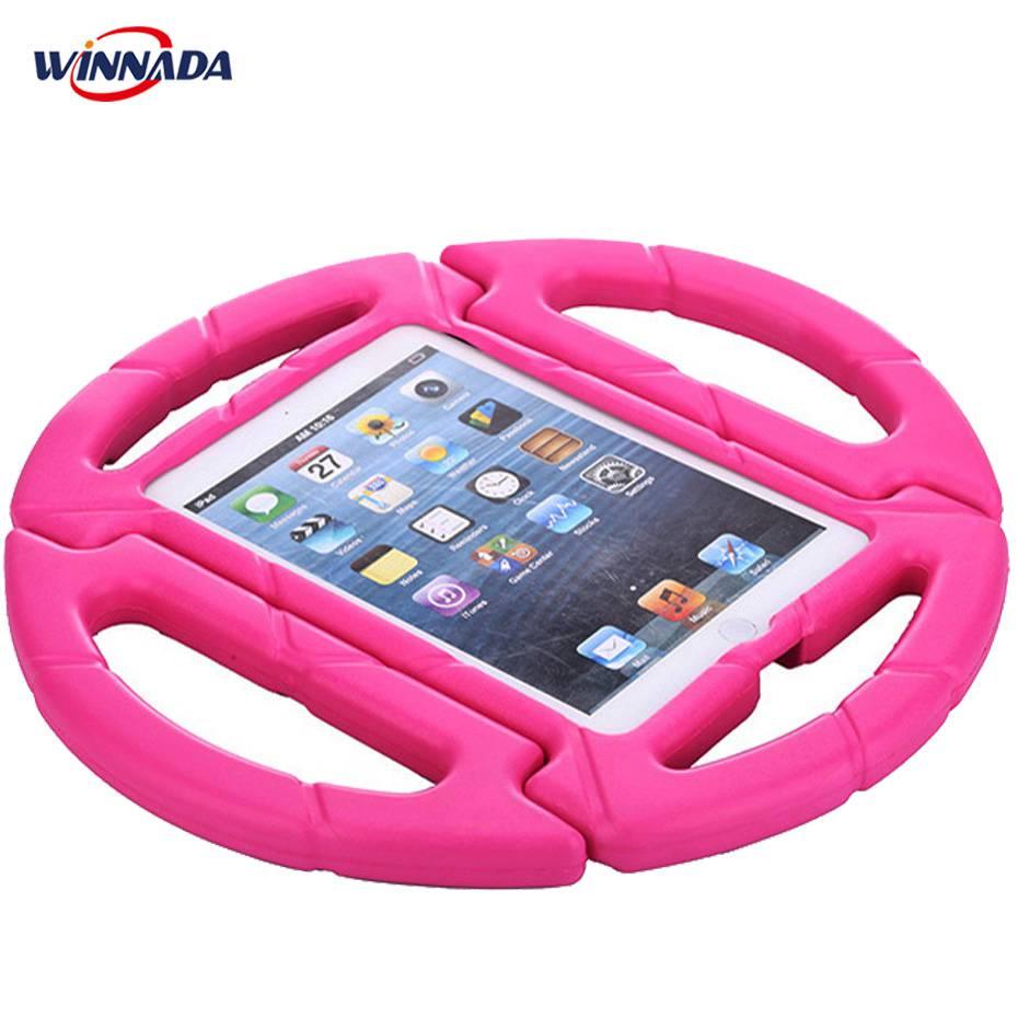 For ipad mini case Non-toxic materials steering wheel design for Kids full body cover stand Children case for ipad mini 1 2 3 4