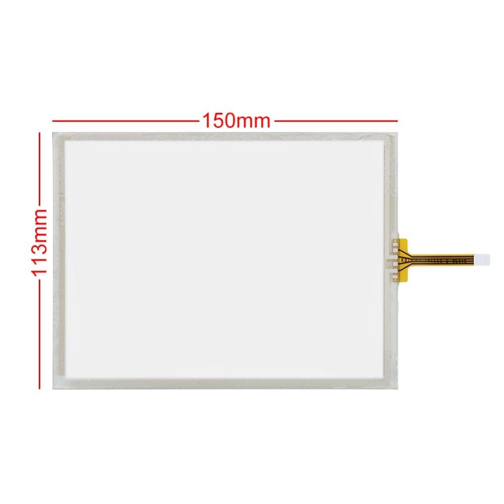 For Beijer E1071 150 113mm Digitizer Resistive Touch Screen Panel Resistance Sensor