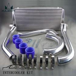Intercooler Kit for Toyota SUPRA MK4 MK JZA80 TURBO 2JZ GTE Intercooler Kit SILICONE HOSE COLOR BLUE BRAND CSK