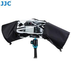 Image 2 - JJC RC 1 Camera s дождевик для SLR камеры с объективом менее 180x140x250 мм водонепроницаемый дождевик