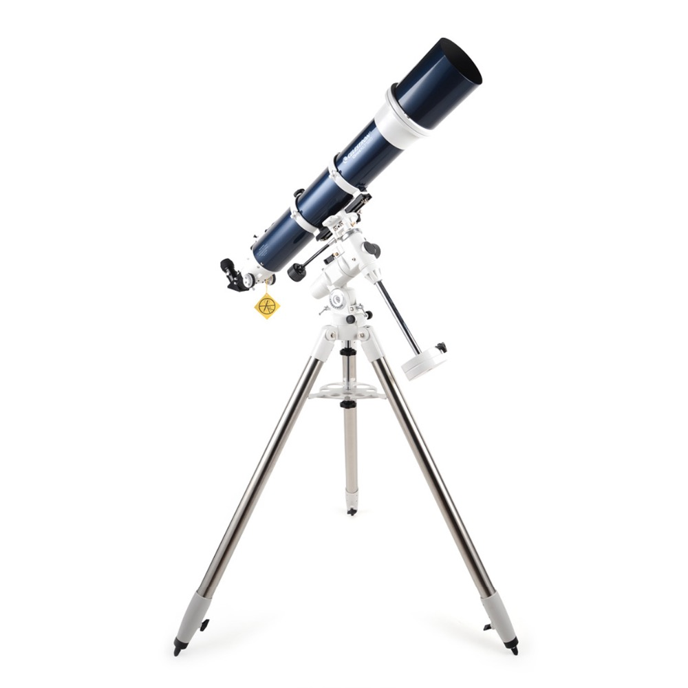 CELESTRON-OMNI-XLT-120-Refractor-TELESCOPE-StarBright-XLT-coatings-CG-4-Equatorial-Heavy-duty-Stainless-Steel (1)