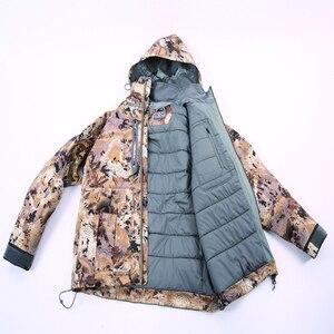 Image 3 - 2019 Sitex Khanka Jacket Waterfowl Marsh Same as SITKA Boreal jacket