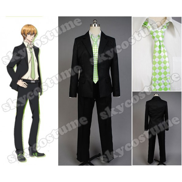 Brothers Conflict Natsume Cosplay Costume Halloween Carnival Full Set