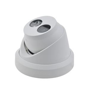 Image 5 - HIKVISION H.265 камера DS 2CD2343G0 I 4MP IR сетевая камера с фиксированной башней мини купольная ip камера слот для sd карты распознавание лица