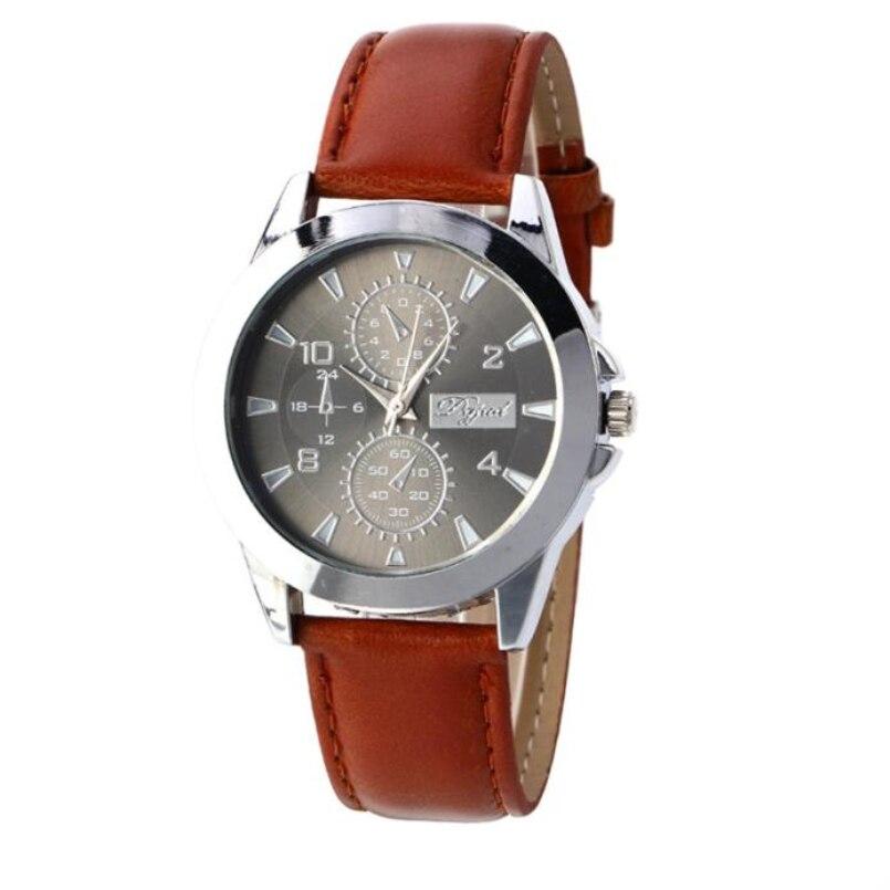 New Arrive Quartz Watch Men New Luxury Famous Wristwatch Male Clock Wrist Watch Quartz Watch Relogio Masculino 2018
