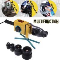 1 Set AC220V 1000W Tube Welding Machine Pipe Welding Machine for Heating welding PP R pipe