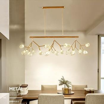 Ofertas especiales Lmparas modernas LED para sala dormitorio