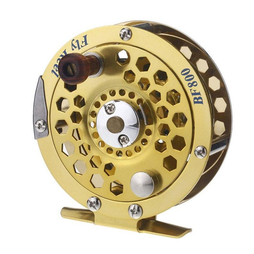 3 pièces de (FAAJ Bonne Affaire Volée Pleine de Métal Bobine de Poissons Navire de Pêche Ancien de Glace Roue BF800A 0.5mm /300 m 1:1)
