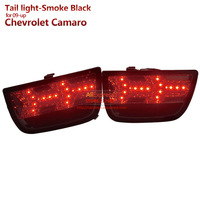 SONAR Brand For Chevrolet Camaro LED Tail Lights Assembly Fit For 2009 2014 Cars Rear Lights
