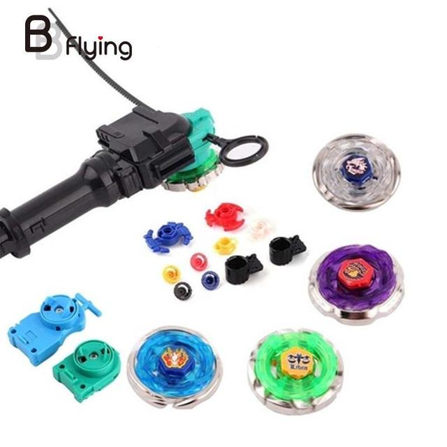 1PCs Beyblade Metal Fusion Beyblade W/Launcher Children Christmas Kids Toys