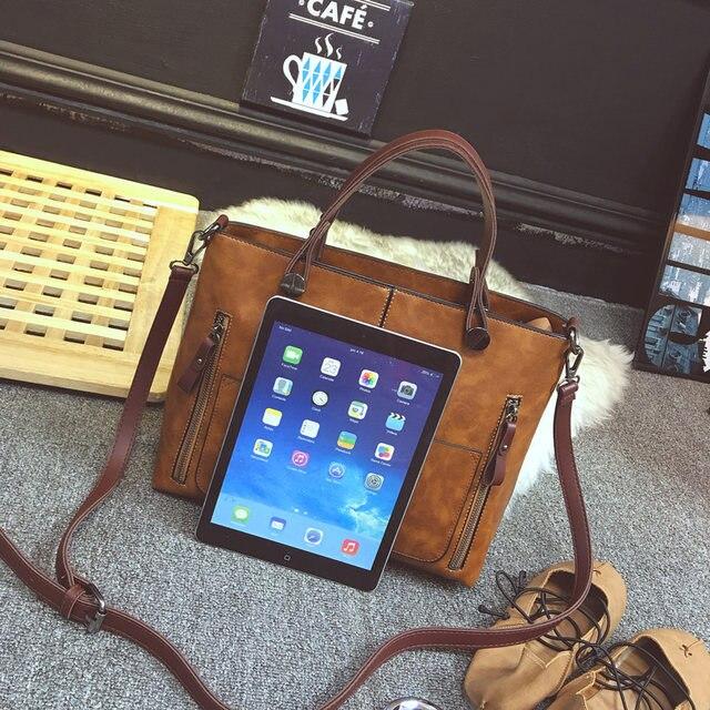 e6ed446ca47 KMFFLY Brand Luxury Handbags Women Bags Designer New Fashion Litchi handbags  Casual Messenger Bag Large Capacity Shoulder Bag