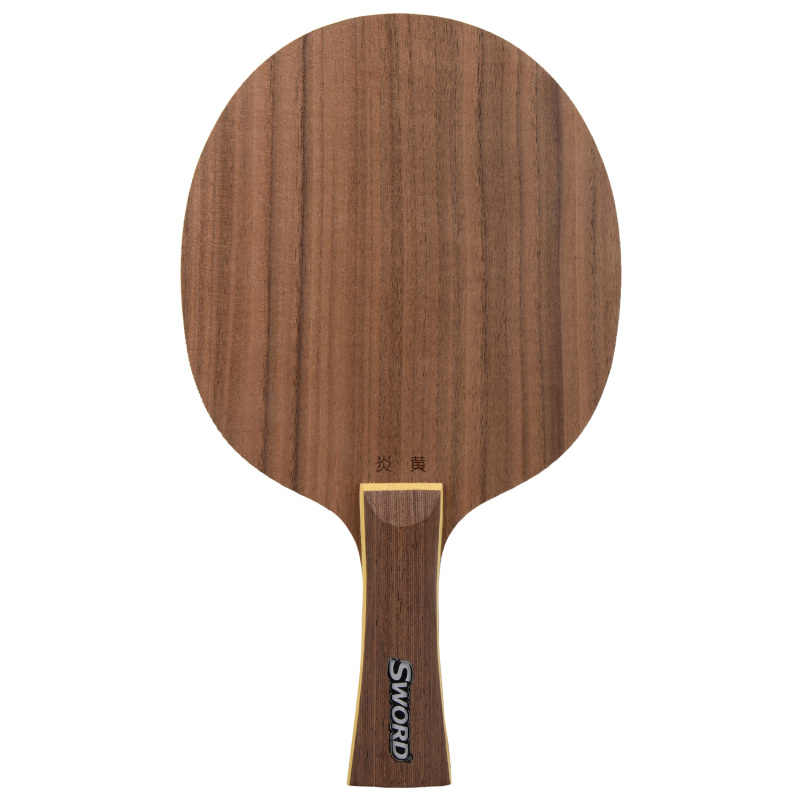 Original Sword Professional Table Tennis Racket Ping Pong Blade 5 Pure Wood For 40+ Balls