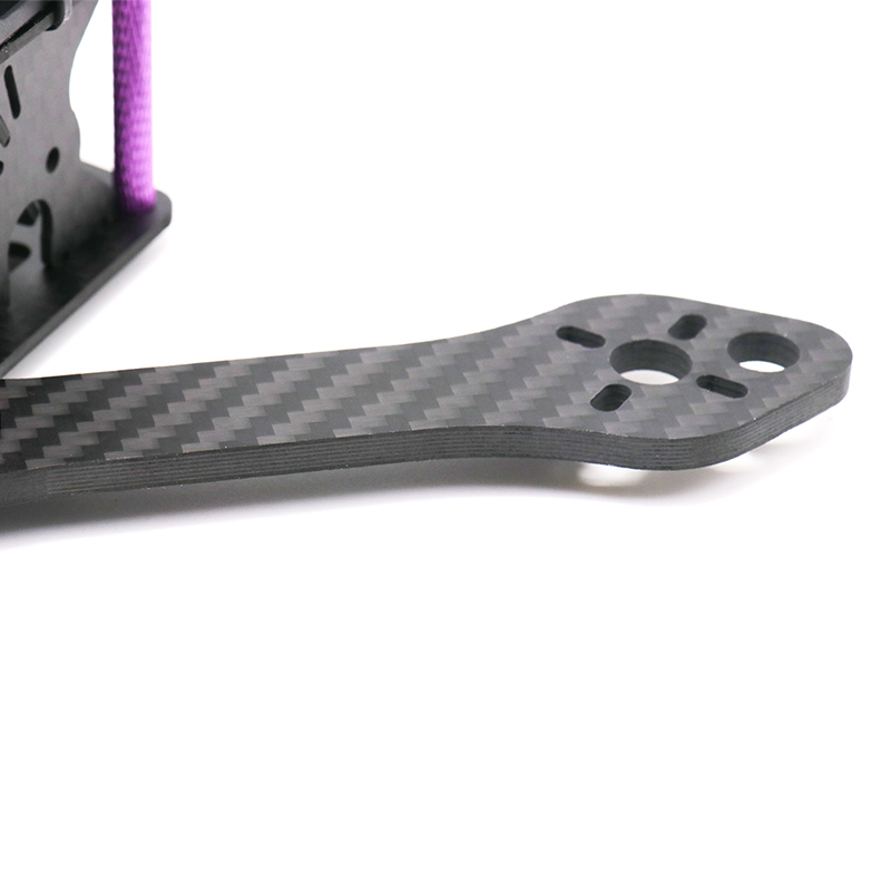 Image 5 - TCMMRC FPV Frame Kit Martian II Wheelbase 220mm 4mm Arm Carbon Fiber for Racing Drone Quadcopter-in Parts & Accessories from Toys & Hobbies